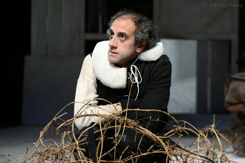 Richard Katz as Touchstone