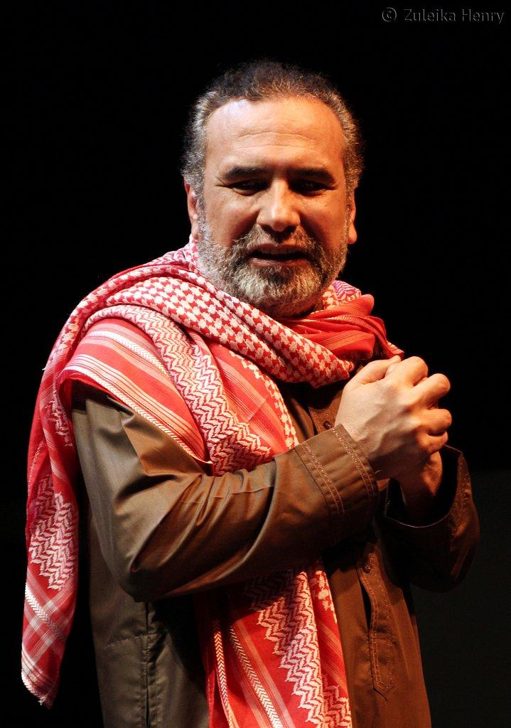 Haider Monathir as Lord Capulet