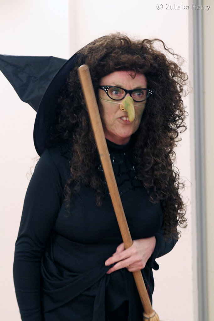 Kate Mcnab in Wicked Witch of the West By Martin Fey