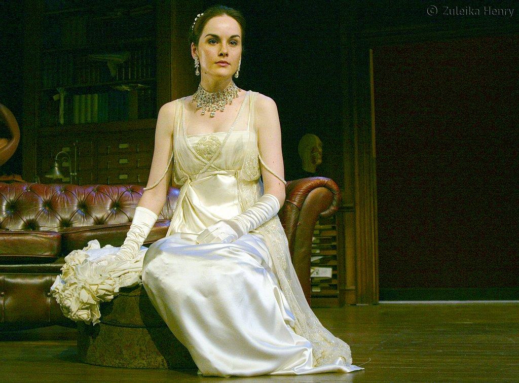 Michelle Dockery as Eliza Doolittle