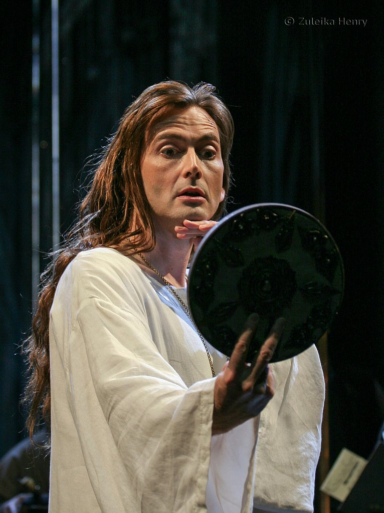 David Tennant as Richard II