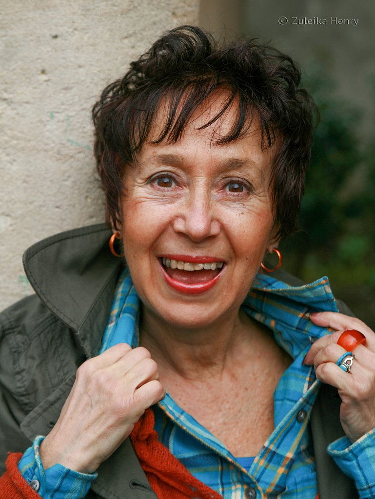 Norma Cohen actor and comedienne