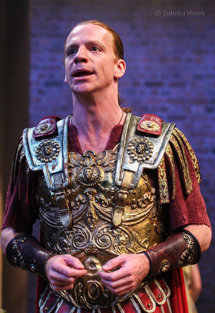 William Houston as Sejanus