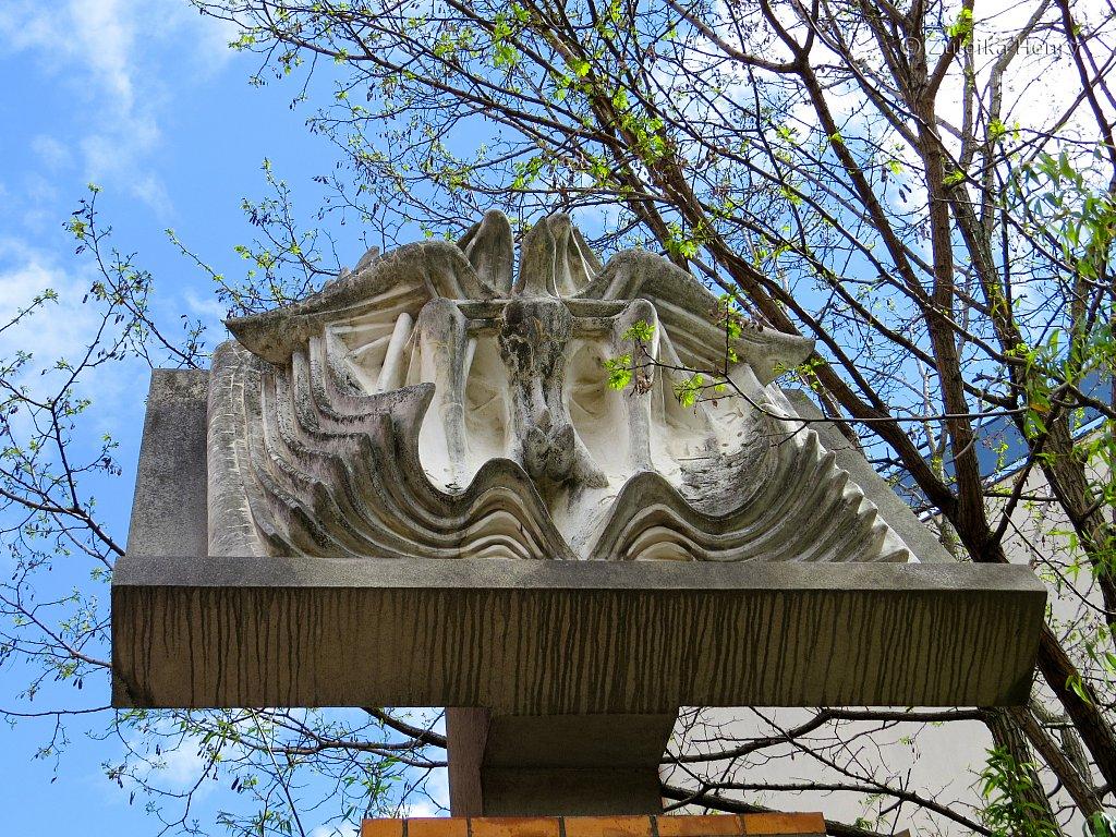 School designed by Ricardo Porro
