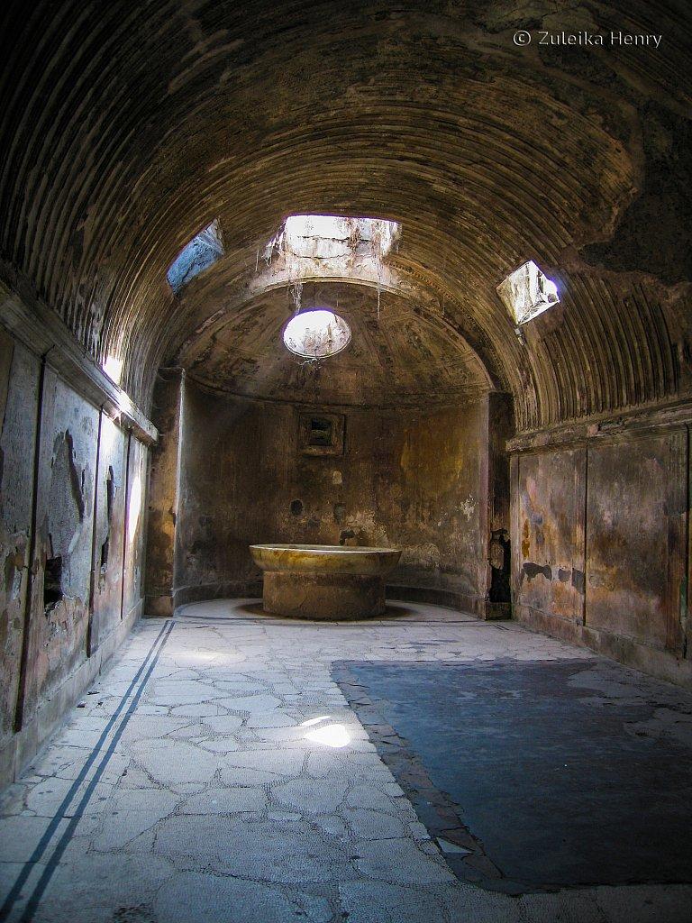 The Stabian Baths