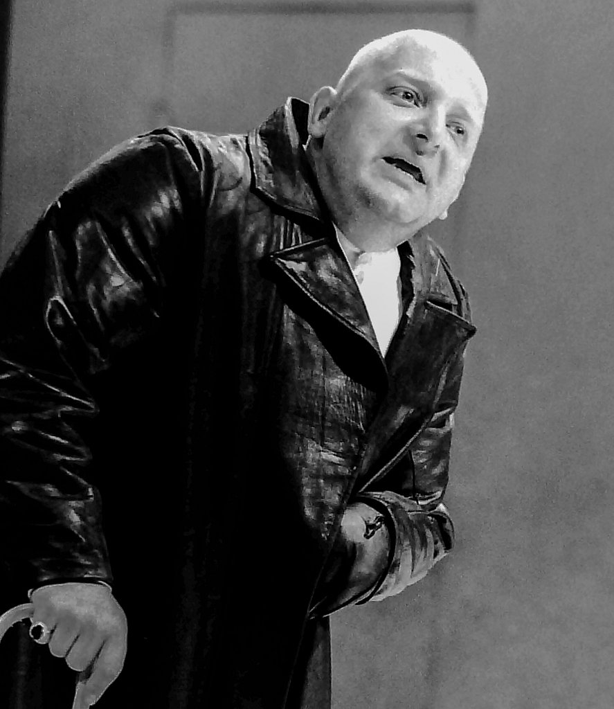 Simon Russell-Beale as Richard III