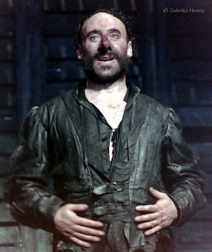 Antony Sher as Cyrano de Bergerac