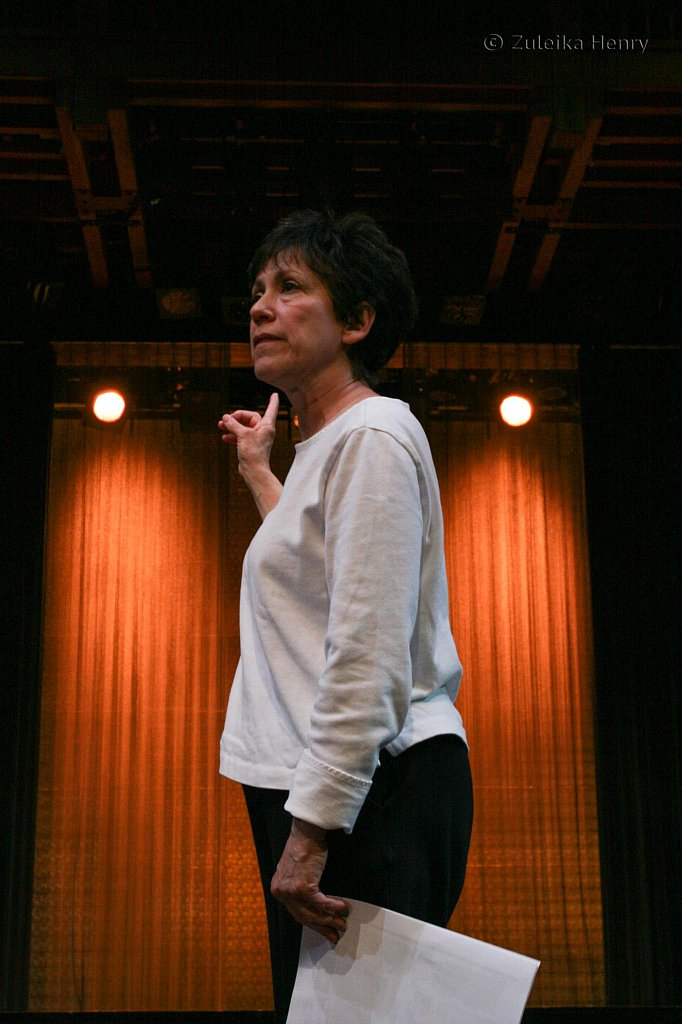 Barbara Gaines director