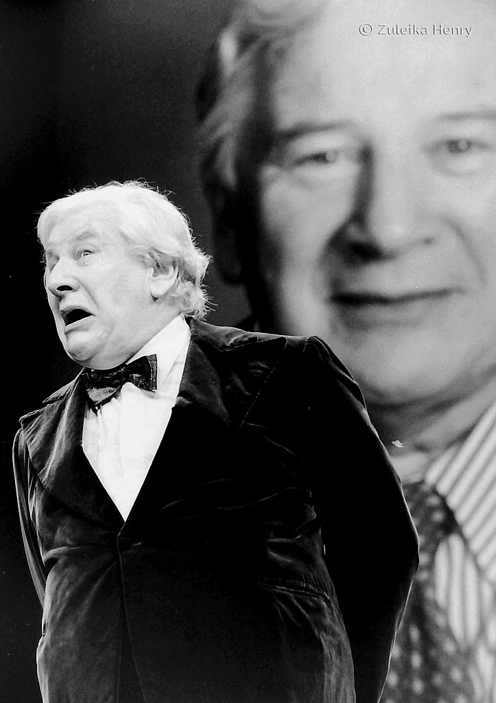 Peter Ustinov 1989