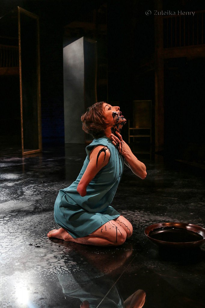 Hercuba 2015 by Marina Carr directed by Erica Whyman