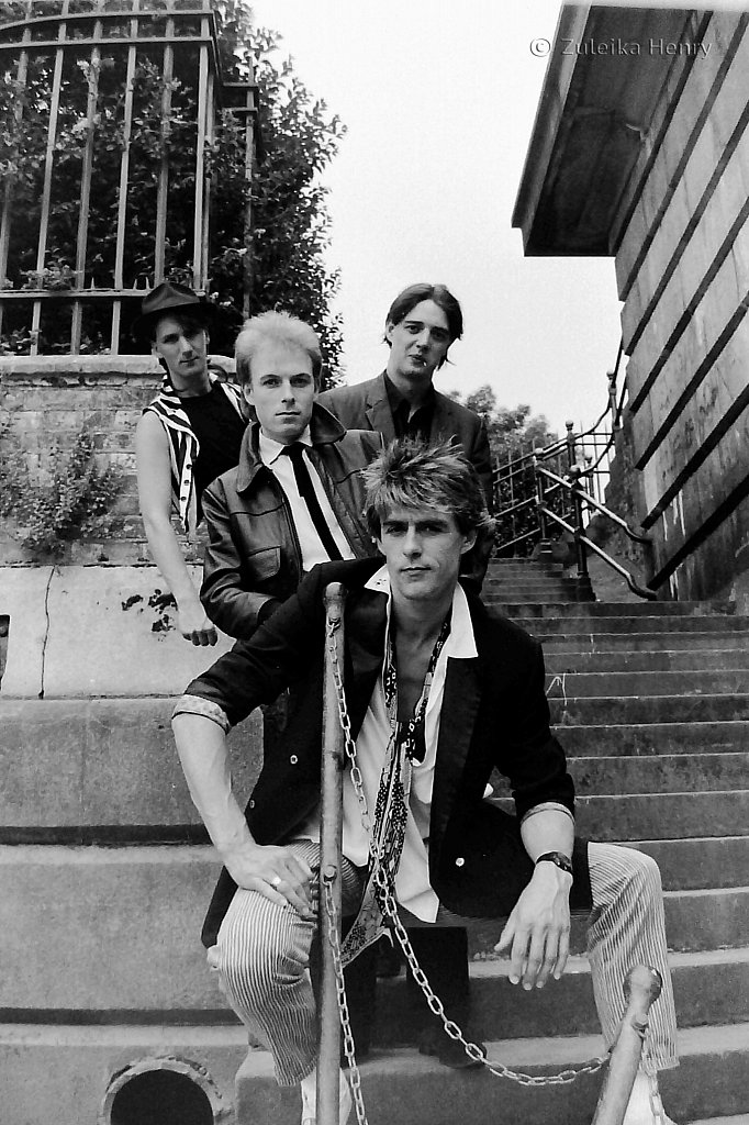 The Wolfgang 1983/4