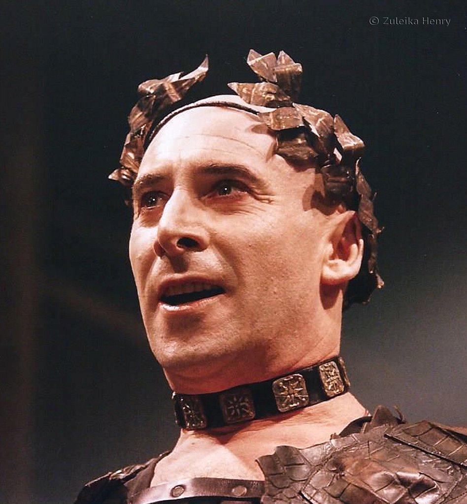 Antony Sher as Dominian Caesar