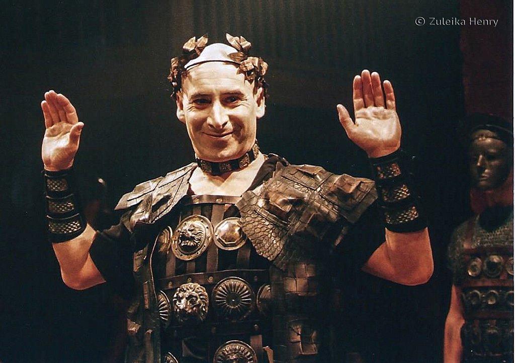 The Roman Actor 2002