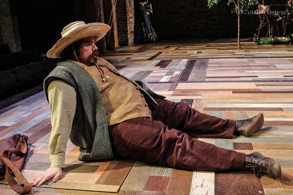 Rufus Hound as Sancho Panza