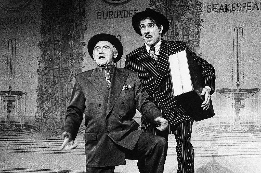 John Bardon and Emil Wolk