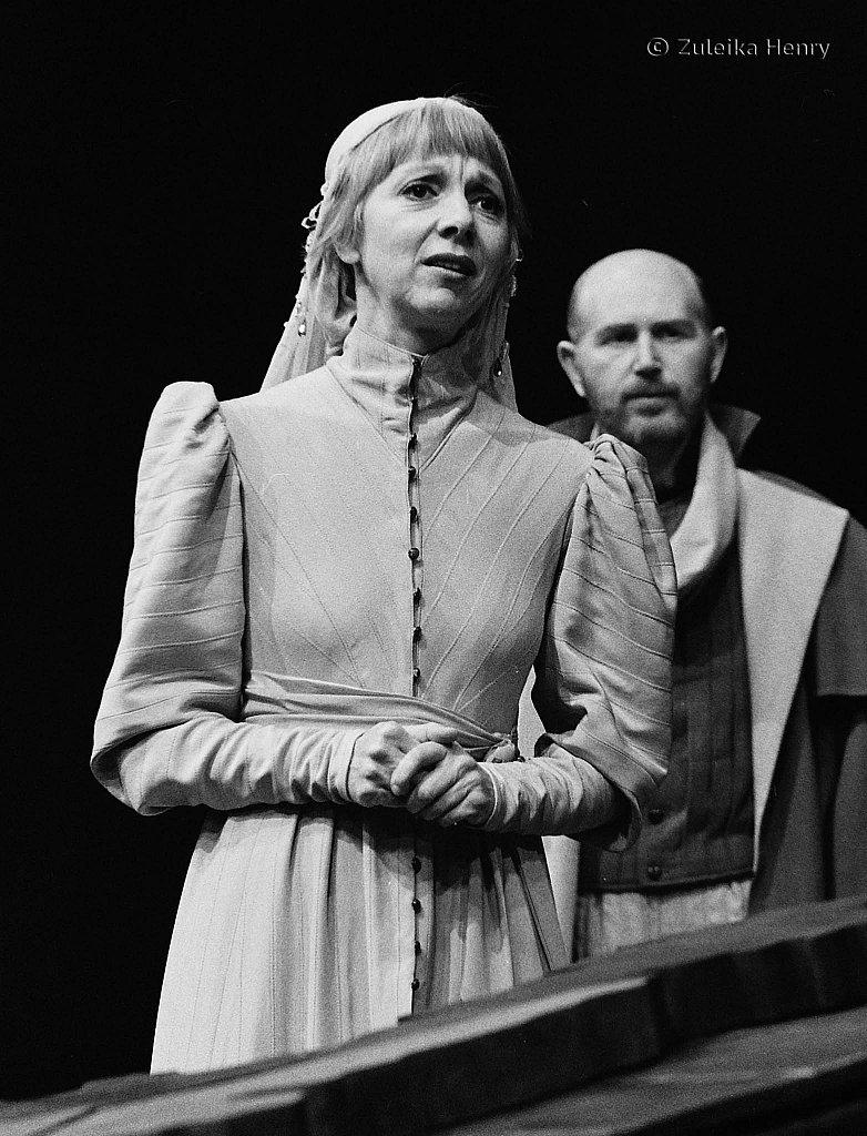 Anna Massey as Goneril