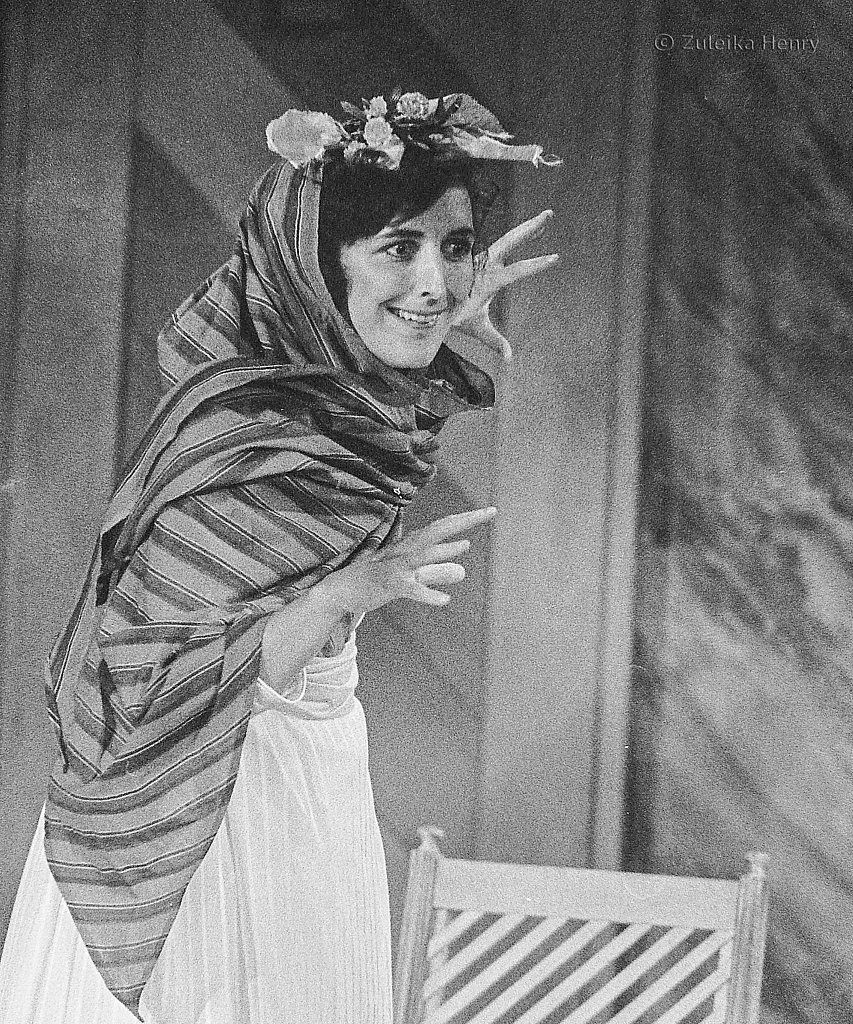 Fiona Shaw as Beatrice