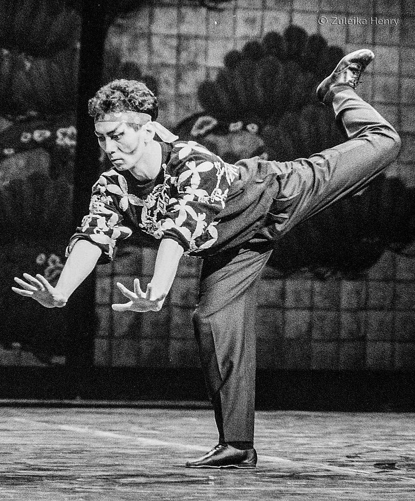 Tokyo Ballet 1986