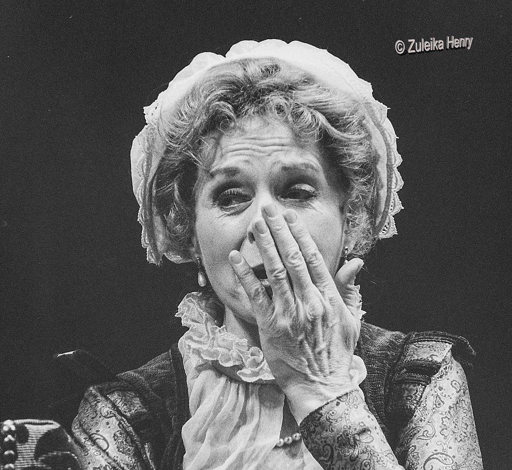 Susannah York as Mistress Ford