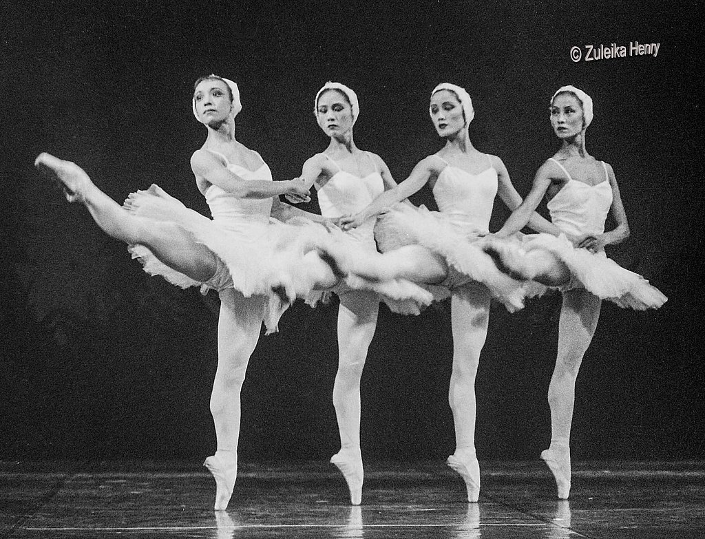 National Ballet of China 1986