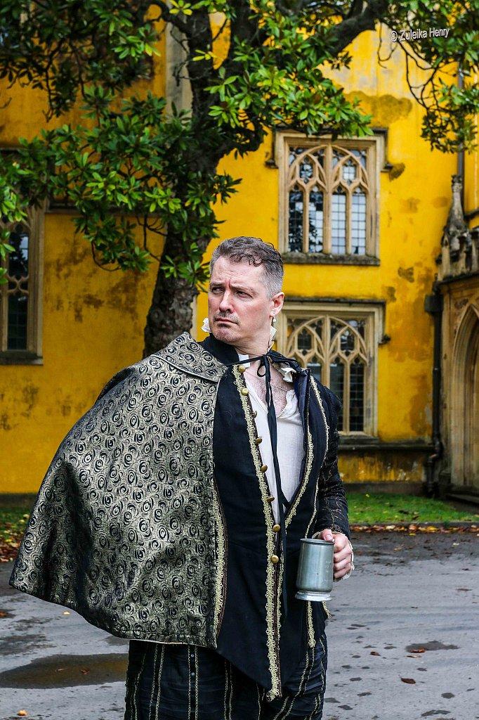 John Lomas as Hugh Smyth