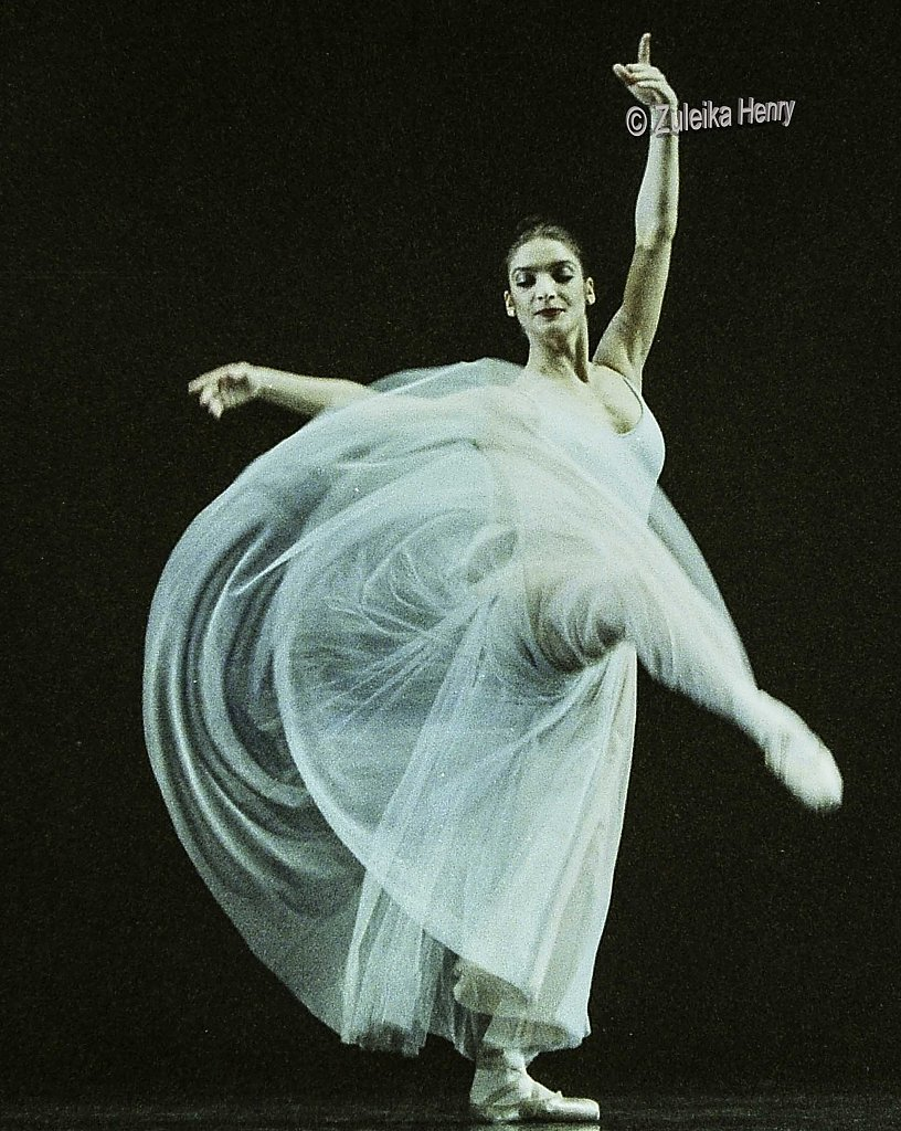 Balanchine Triple Bill 1997